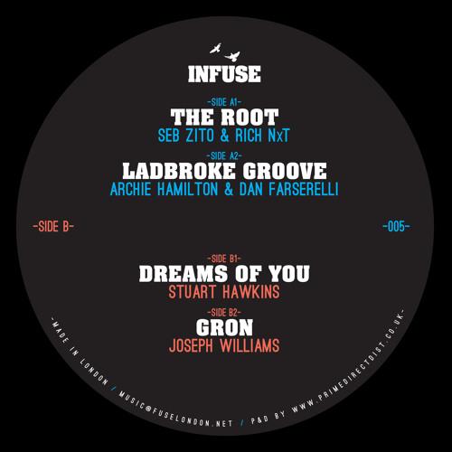 Archie Hamilton & Dan Farserelli - Ladbroke Groove (Infuse005) (CLIP)