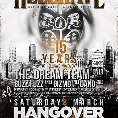 """Dr.SzadoFucker - Für """"HellRave - 15 Years of HellRave Movement"""""""