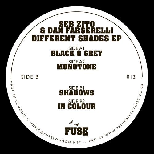 Seb Zito & Dan Farserelli - Shadows (Fuse013) (CLIP