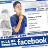 128 - 95.  Dj Peligro Ft Liam - Ella Me Borro Del Facebook [ G'cix ]