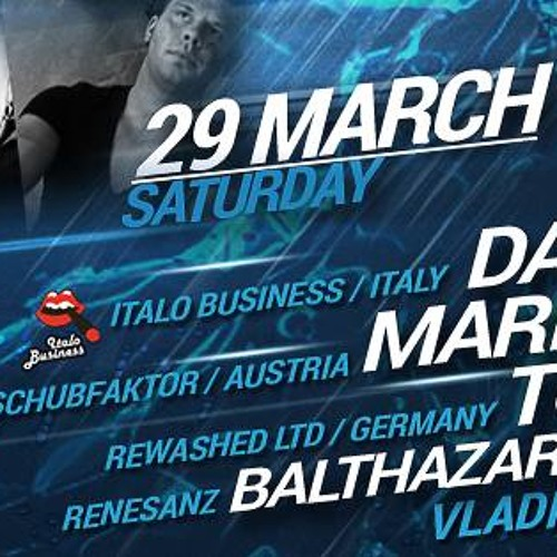 Vladin▲Groky @DANDI & UGO  MARIO RANIERI  TOBY ROST @ 4KM, Sofia [29.03.2014]