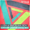 Lush & Simon feat. XOV - City Of Lights (Vocal Mix) [Trice/Armada] - Out Now!