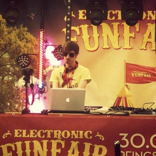 Marcus Daum @ Electronic Funfair Festival 30.03.2014
