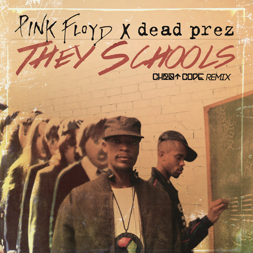 "Pink Floyd x Dead Prez - ""They Schools"" (CHEATCODE Remix)"