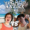 Richard Simmons vs David Hasselhoff. Epic Rap Battle Parodies 39.