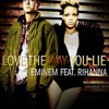 I Love The Way You Lie - Rihana Feat Eminen - Edit (DJ BLACKER)