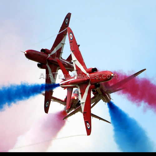 Red Arrows - Cosford