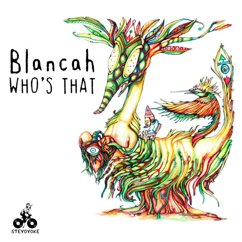BLANCAh - Who's That (Sasch Raw-Edit Mix)