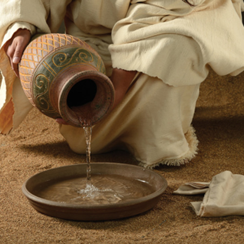 St Columbans - The Far East (April 2014) - Reflection - Washing of the feet, Holy Thursday