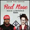 Red Nose -Sage The Gemini (Nico Luminous remix)