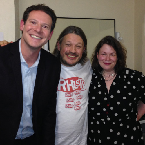 Richard Herring's Leicester Square Theatre Podcast - Episode 36 - Helen and Olly