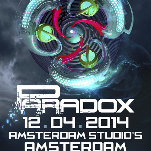 Pat B - Warm-Up Mix Paradox(12 - 04 - 2014)