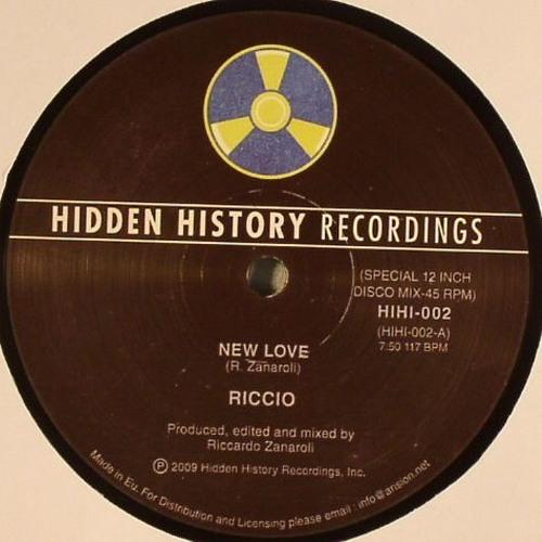 HIDDEN HISTORY 002-New Love-A1