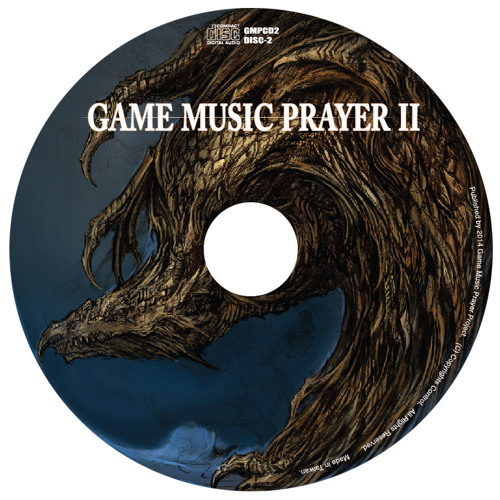 Game Music Prayer 2 DISC-2
