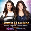 Leave It All To Shine ( Leave It All To Me & Make It Shine Remix ) From iParty With Victorious