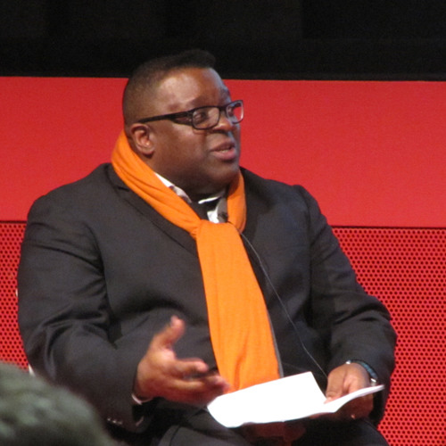 Isaac Julien in conversation with Dr Sarah Thornton