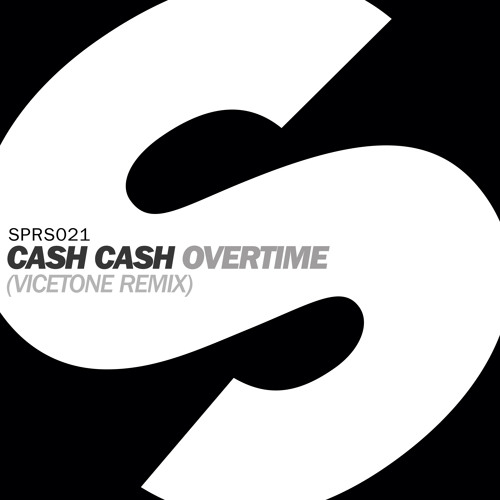 Cash Cash - Overtime (Vicetone Remix) [Out Now]