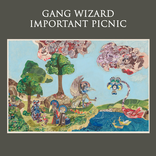 Gang Wizard - Important Picnic