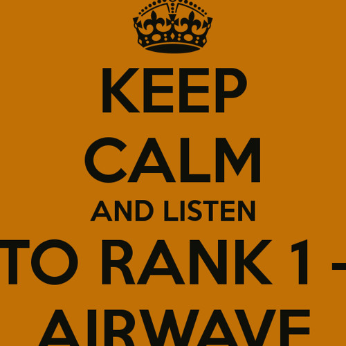 Rank1 -Airwave (Discrete's Summer Calling Chillout Mix)