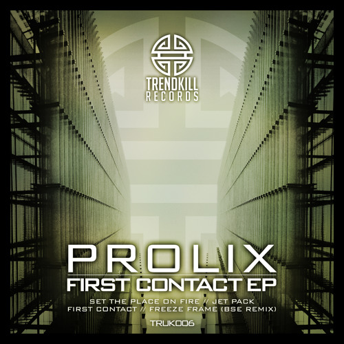 PROLIX - FREEZE FRAME - BLACK SUN EMPIRE REMIX