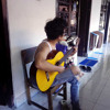Adrian Martadinata- Ajari Aku (cover)
