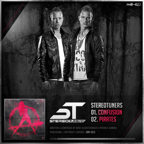 Stereotuners - Confusion (Official HQ Preview)