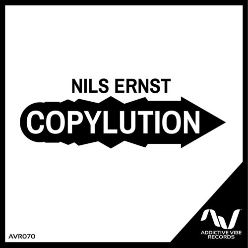 Nils Ernst - Copylution (Original Mix) NOW in STORES