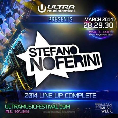 Stefano Noferini Live @ Ultra Music Festival 29 - 03 - 14