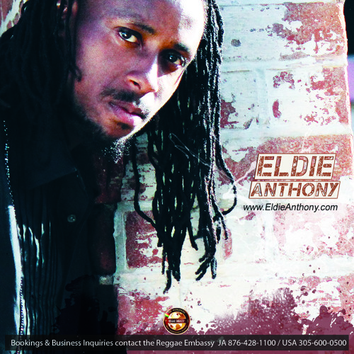 Be At Peace - Eldie Anthony - Reggae Embassy