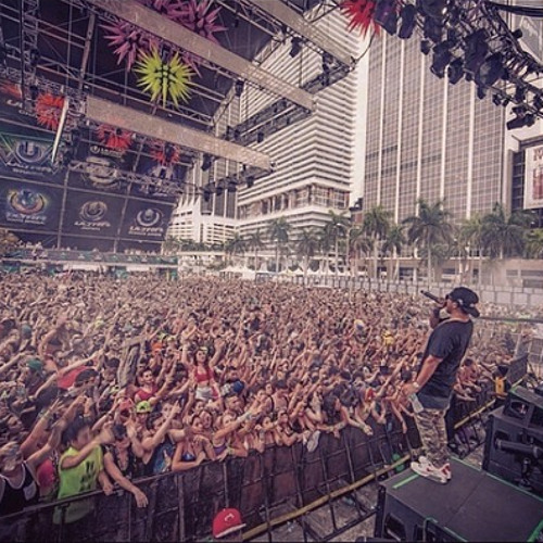 Live @ Ultra Music Festival - March 29, 2014