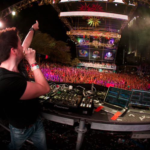 Live @ Ultra Music Festival - March 30, 2014
