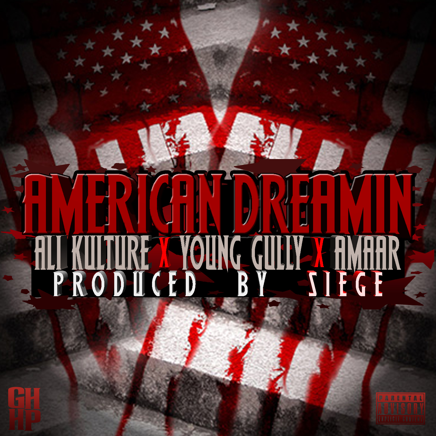 Ali Kulture ft. Young Gully & Amaar - American Dreamin (Produced by Seige) [Thizzler.com]
