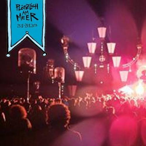 Daniela La Luz LIVE @ Plötzlich Am Meer / Nagle Nad Morzem - UWAGA Stage