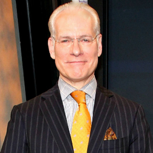 """""""Project Runway""""'s Tim Gunn Irons out our Etiquette Issues"""