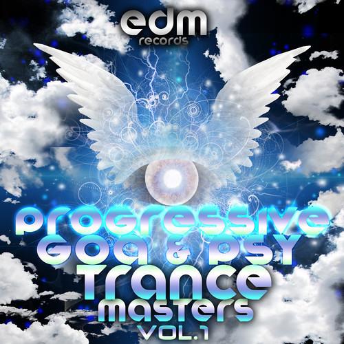 EDM129 - Progressive, Goa & Psychedelic Trance Masters v.1 - FULL ALBUM PREVIEW TRACK