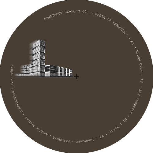 CRF008 - BIRTH OF FREQUENCY - NEWCOMER (B2) - EXTRACT