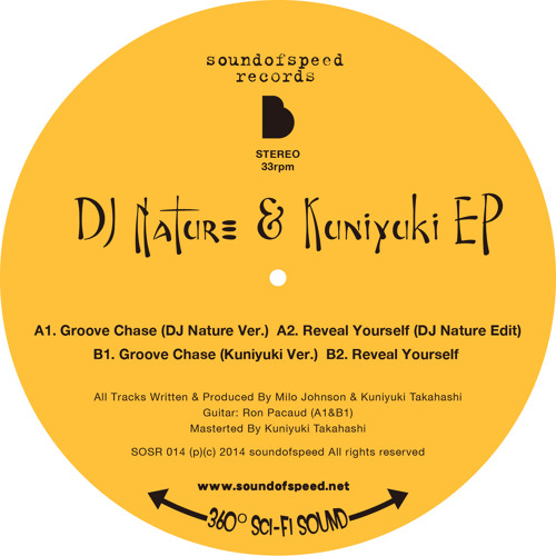 DJ Nature &  Kuniyuki EP preview