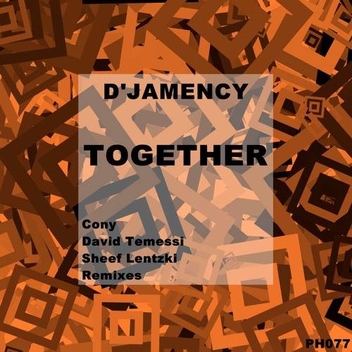 D'JAMENCY - Together EP /// Phäntom records 077 - FR