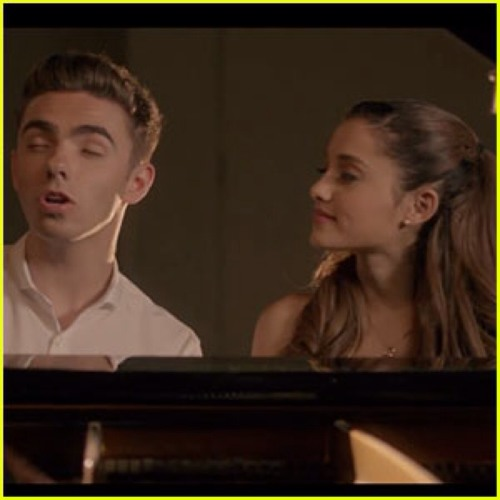 Ariana Grande Feat. Nathan Sykes - Almost Is Never Enough (cover)
