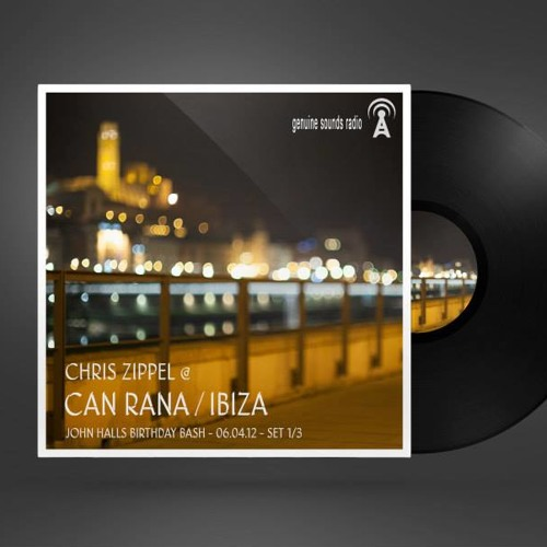 Chris Zippel @ Can Rana 2013, Ibiza: [FREE DOWNLOAD] Genuine Sounds Radio
