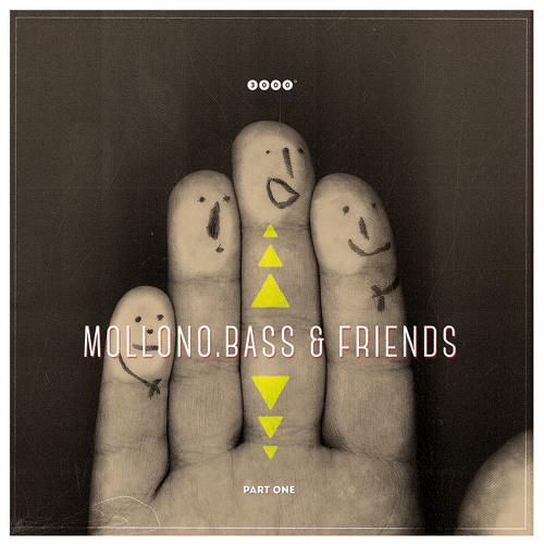 """DESIRE - MOLLONO.BASS&FRIENDS """"Part One"""" - 3000Grad016-1 snippet"""