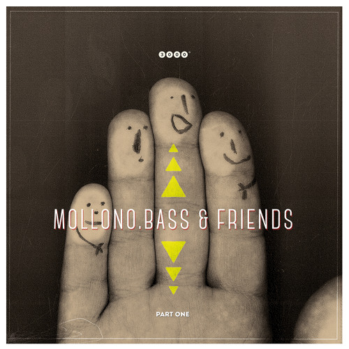 "SHADOW PLAY - MOLLONO.BASS&FRIENDS ""Part One"" - 3000Grad016-1 snippet"