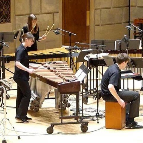 Catching Shadows - Percussion Sextet