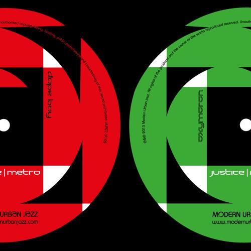 "Justice & Metro - Dope Boy - 10"" Vinyl - MJAZZ"