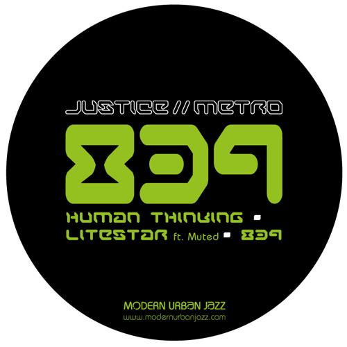 Metro + Justice - Human Thinking [MJAZZ 839] 2010