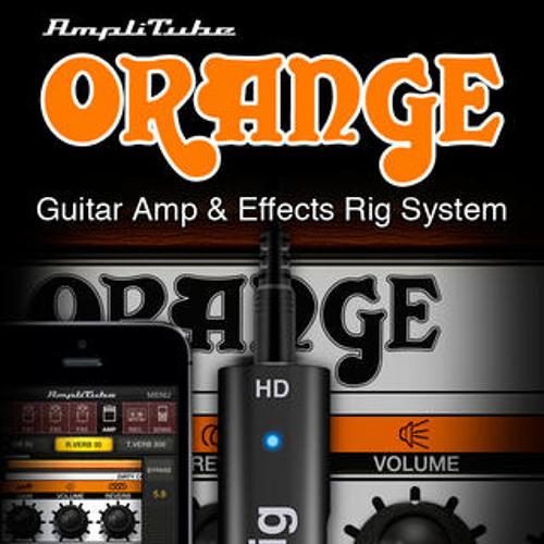 AmpliTube Orange OR50 - Steady Crunch