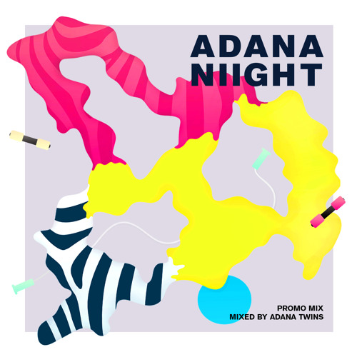 Adana Night Promo Mix - Mixed by Adana Twins - April 2014