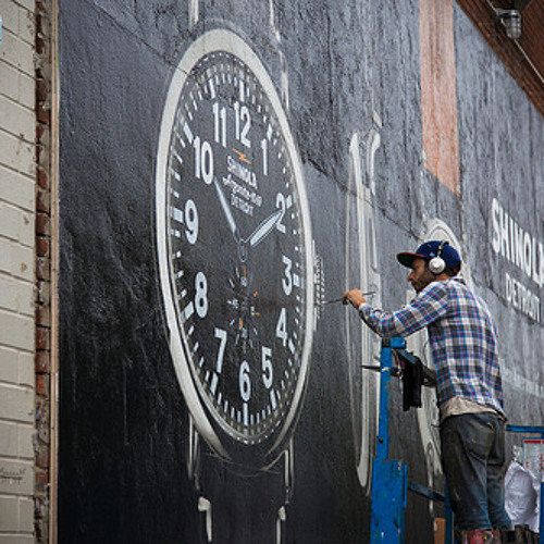 Shinola factory envisions new future for Detroit