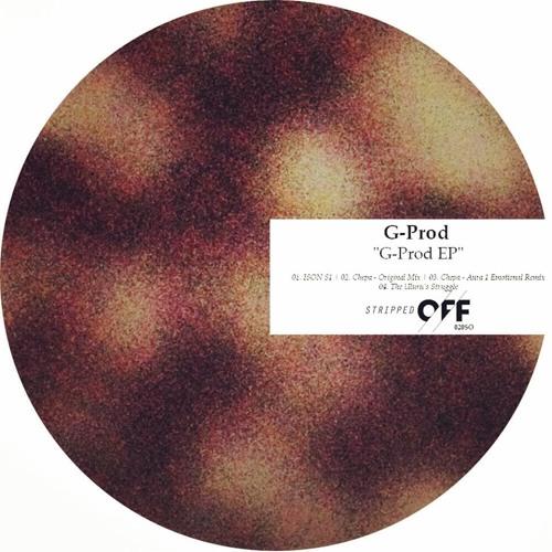 G-Prod: Chepa(Stripped Off Recordings)