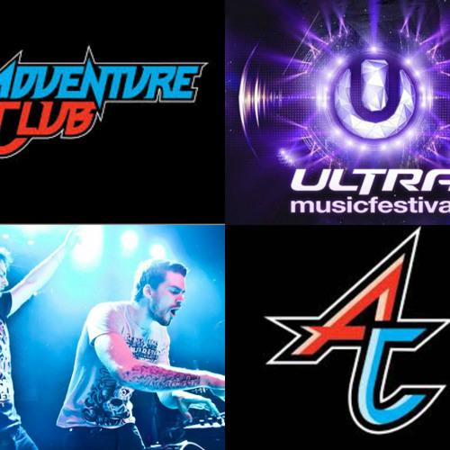 Adventure Club - Ultra Music Festival 2014